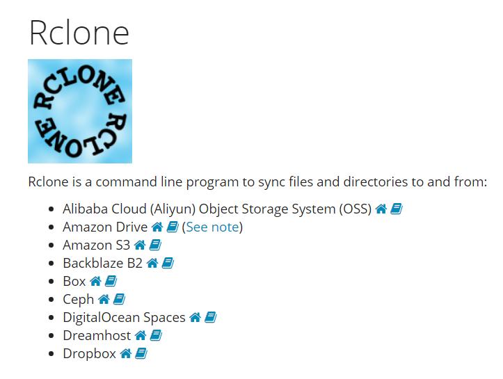 rcloneでOSSへバックアップ #1 基本編 | Alibaba Cloudの備忘ログ