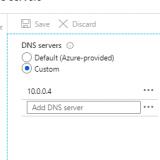 WVD Spring 2020 #22 ADDSでWVD展開 ~DNS設定編~